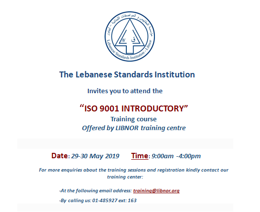 ISO 9001 INTRODUCTORY